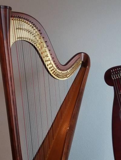 Certificats d'Etudes Musicales de harpe